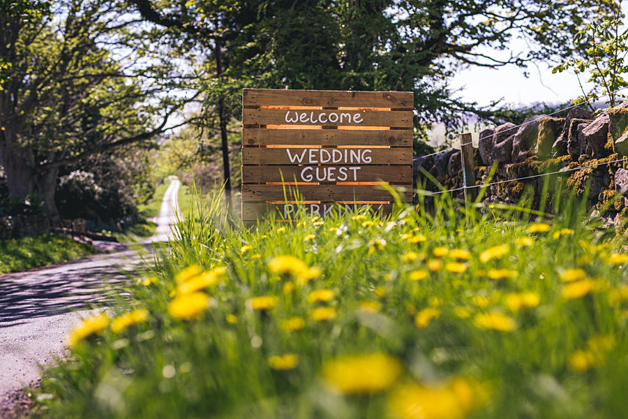 Creative styling by The Artisan Wedding House for a beautiful North East wedding, images by Andy Hudson Photography (32)