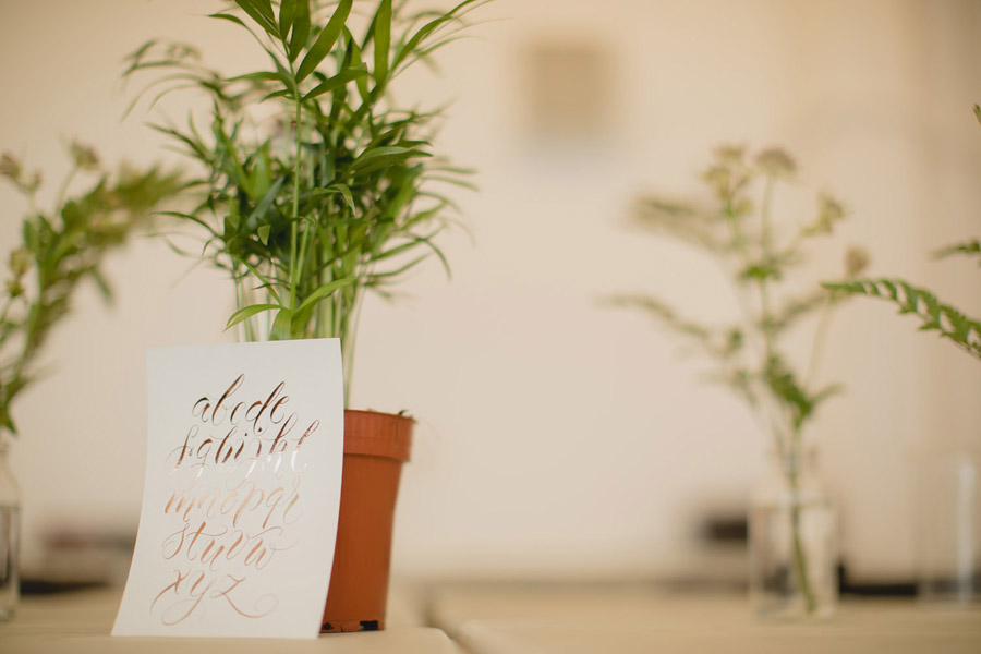 calligraphy classes for beginners from Claire Gould at By Moon and Tide, photo credit Zehra Jagani (6)