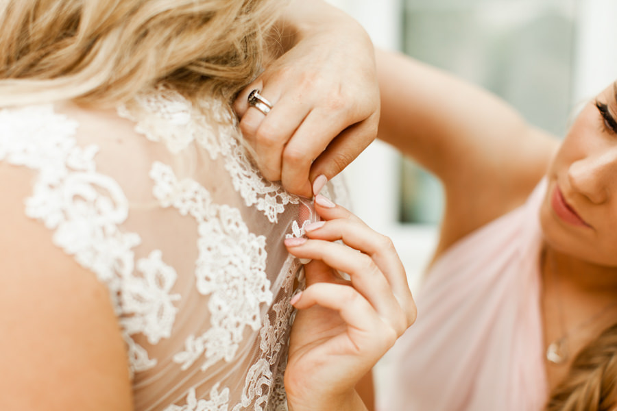 Gorgeous handmade details by the bride for a romantic Hampshire wedding, images by Romy Lawrence Photography (1)