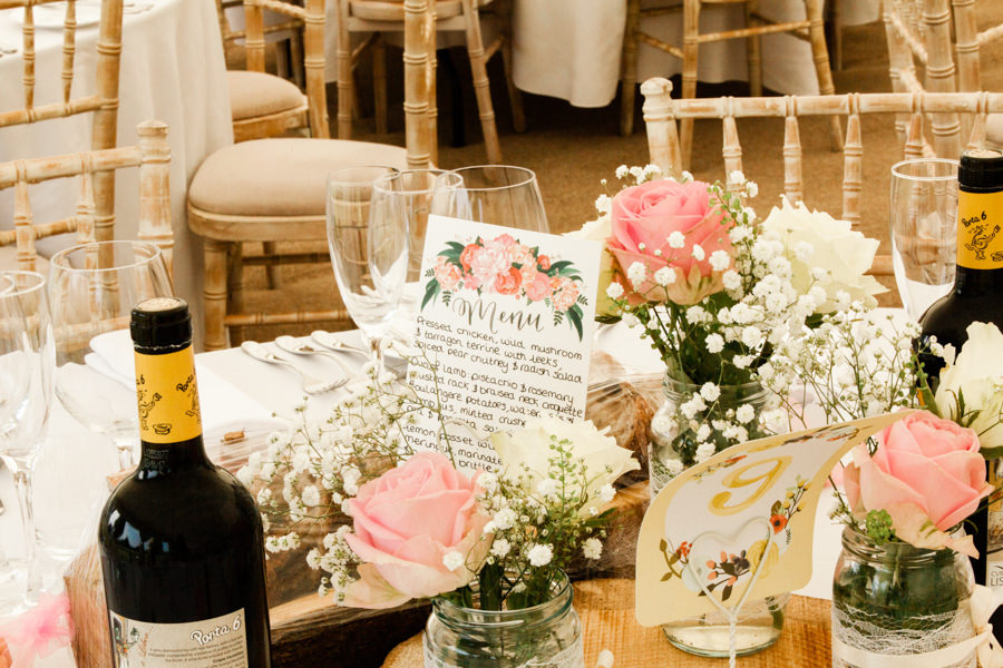 Gorgeous handmade details by the bride for a romantic Hampshire wedding, images by Romy Lawrence Photography (20)