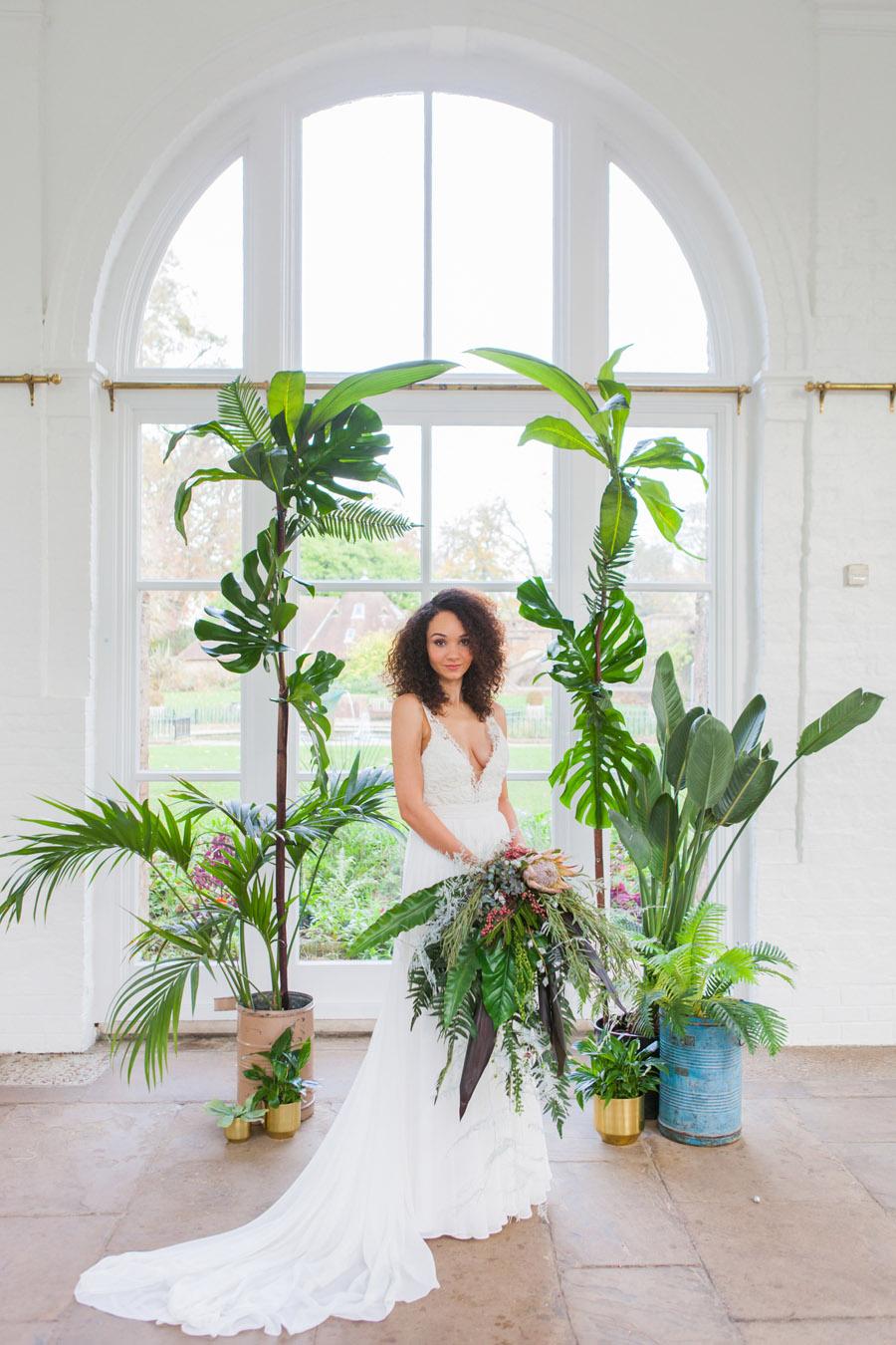 Houseplants and tropical wedding styling with www.amandakarenphotography.co.uk (27)
