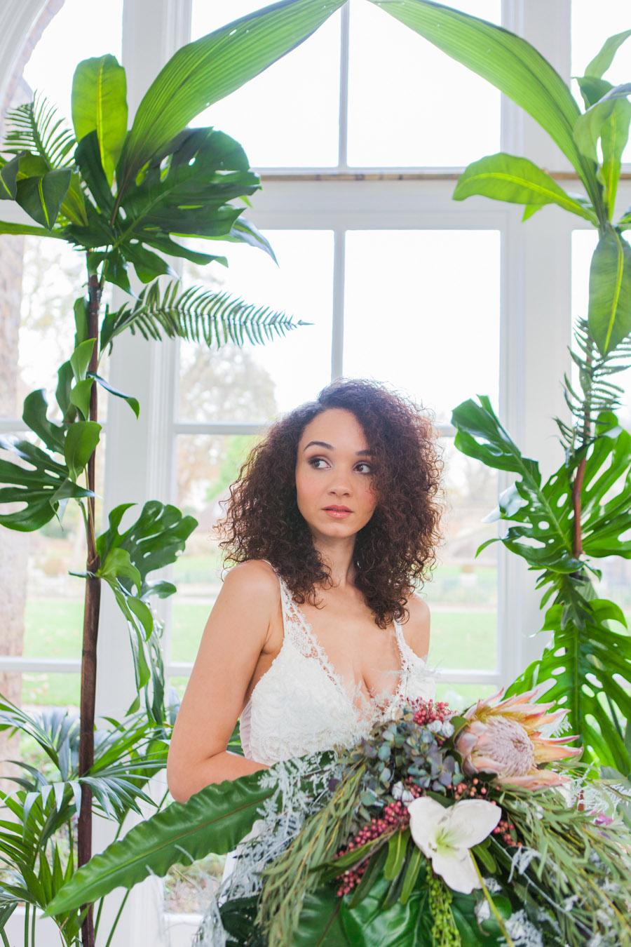 Houseplants and tropical wedding styling with www.amandakarenphotography.co.uk (28)