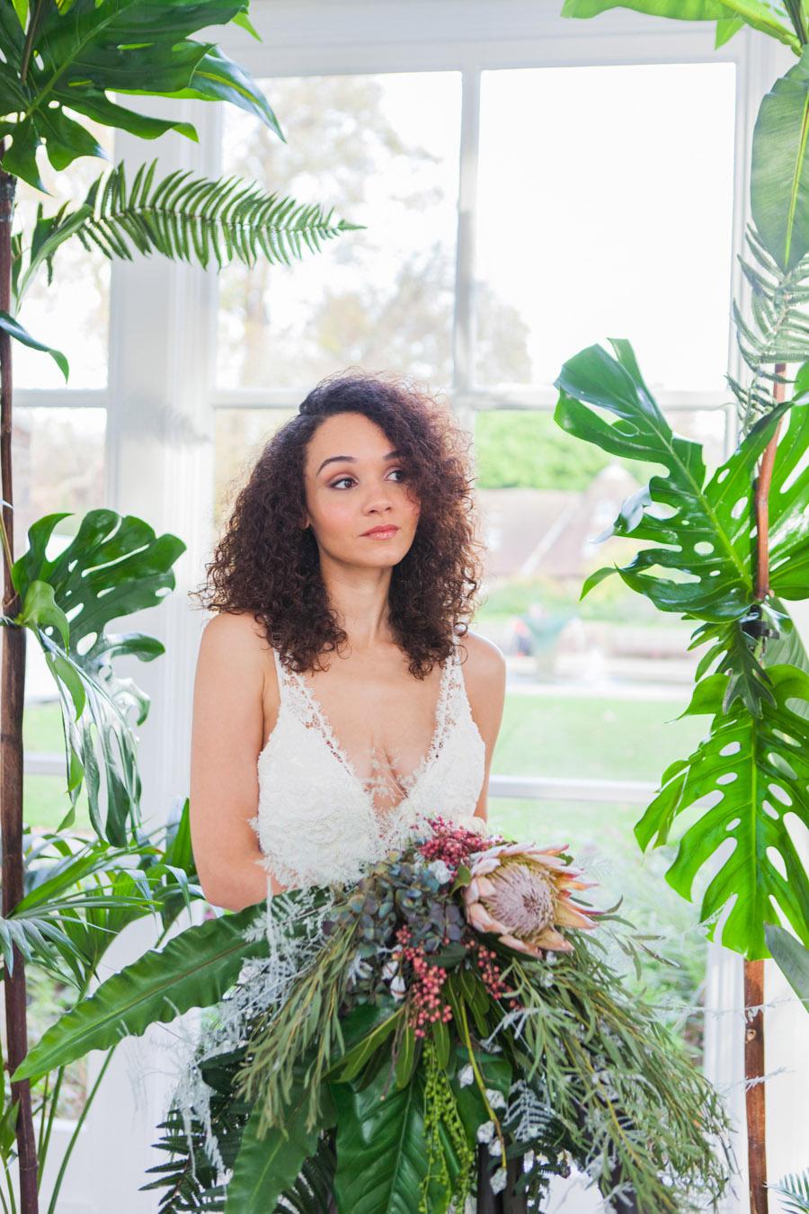 Houseplants and tropical wedding styling with www.amandakarenphotography.co.uk (29)