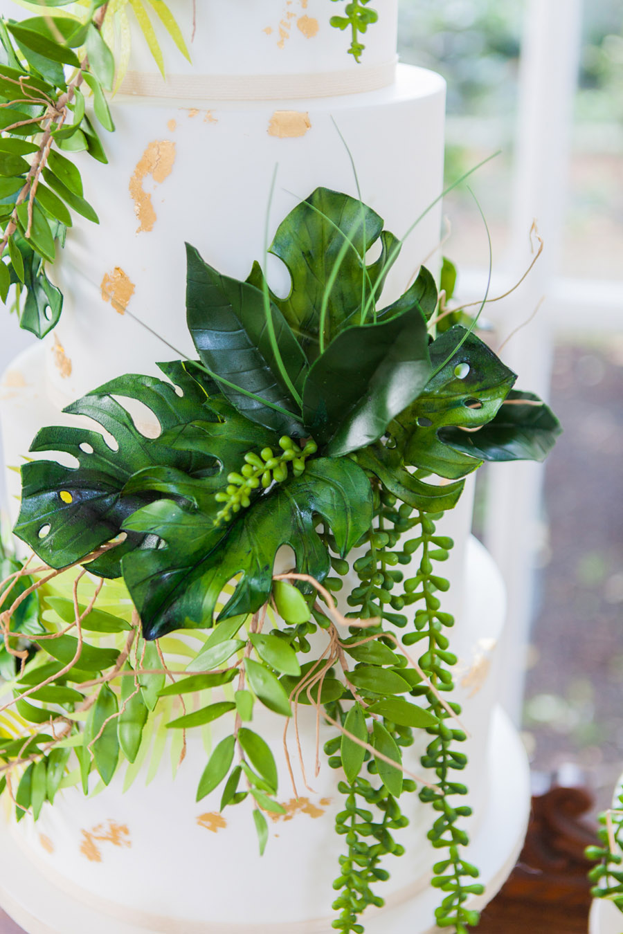 Houseplants and tropical wedding styling with www.amandakarenphotography.co.uk (3)