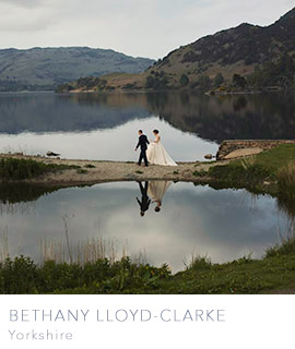 Bethany Lloyd-Clarke wedding photographer Yorkshire