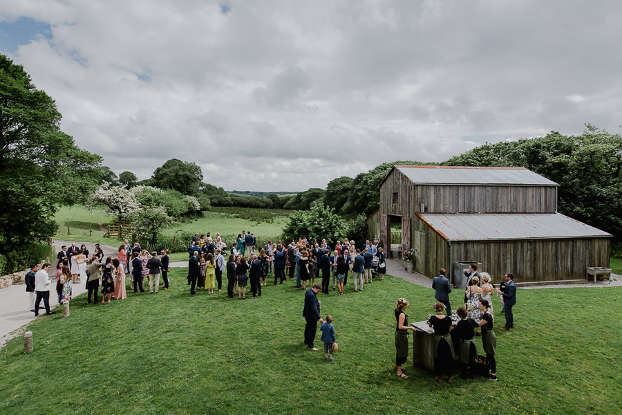 Wedding blog from Nancarrow Cornwall with Alexa Poppe Photography (16)