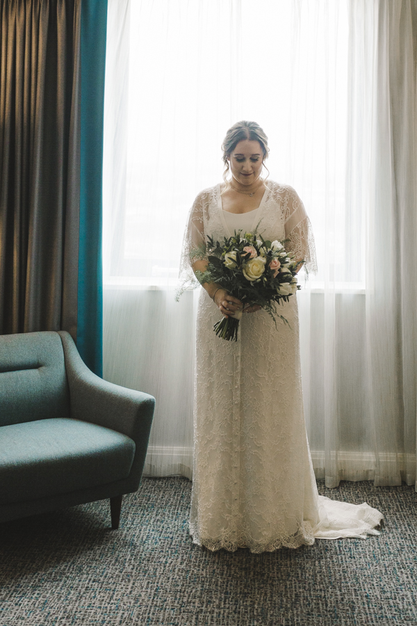 Relaxed and informal modern wedding in Leeds with Anna wood Photography (3)