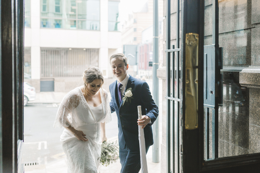 Relaxed and informal modern wedding in Leeds with Anna wood Photography (21)