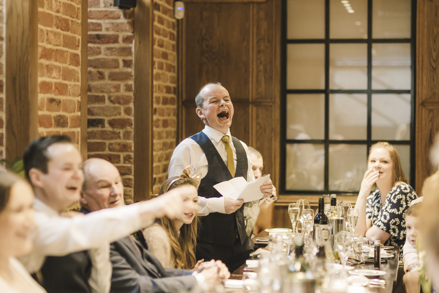 Relaxed and informal modern wedding in Leeds with Anna wood Photography (22)