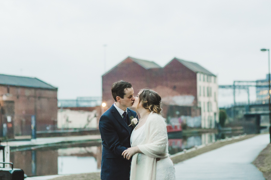 Relaxed and informal modern wedding in Leeds with Anna wood Photography (25)