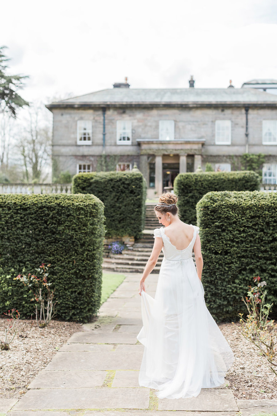 Jane Austen wedding style inspiration from Oxford Hall, with Katy Melling Photography (25)