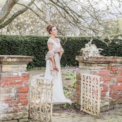Heirloom and heritage wedding style inspiration – grace and beauty from Doxford Hall