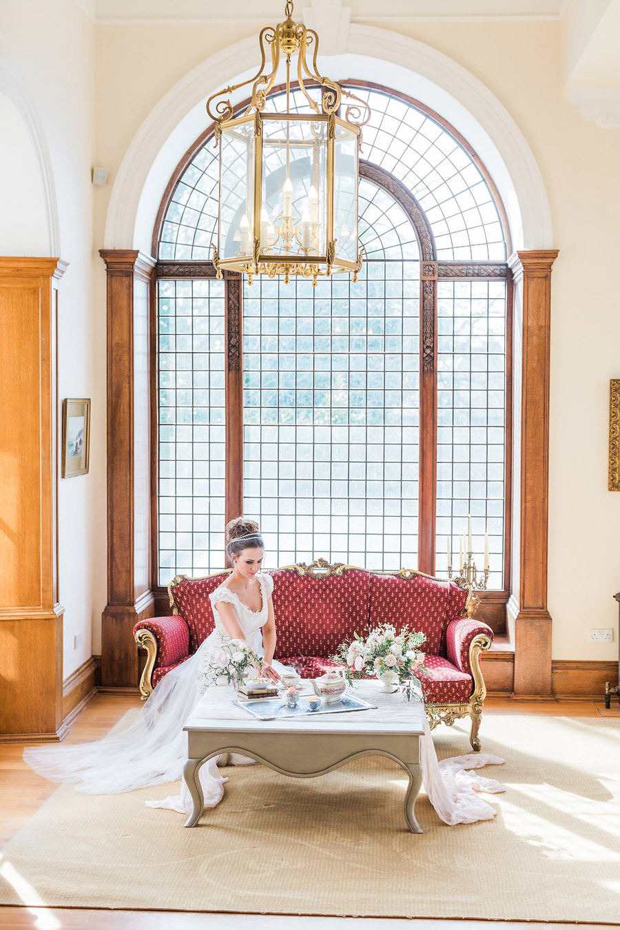 Jane Austen wedding style inspiration from Oxford Hall, with Katy Melling Photography (34)