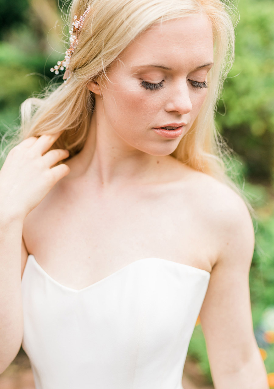 Romantic London wedding editorial with Ryann Lindsey Photography (16)