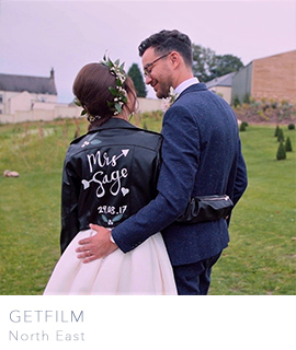 GetFilm wedding videos north east