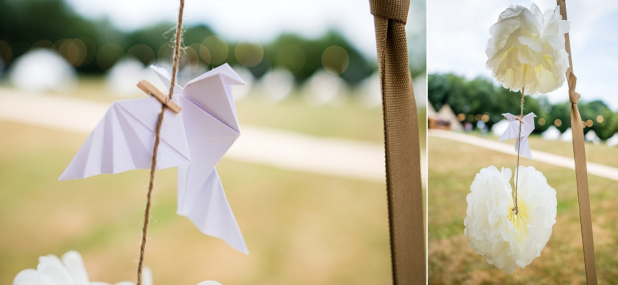 Tipi wedding styling ideas from the Hidden Hive, boho wedding on the English Wedding Blog (2)