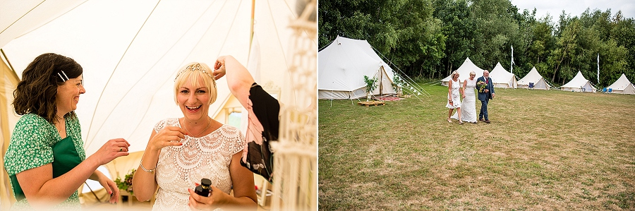 Tipi wedding styling ideas from the Hidden Hive, boho wedding on the English Wedding Blog (9)