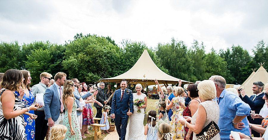 Tipi wedding styling ideas from the Hidden Hive, boho wedding on the English Wedding Blog (11)