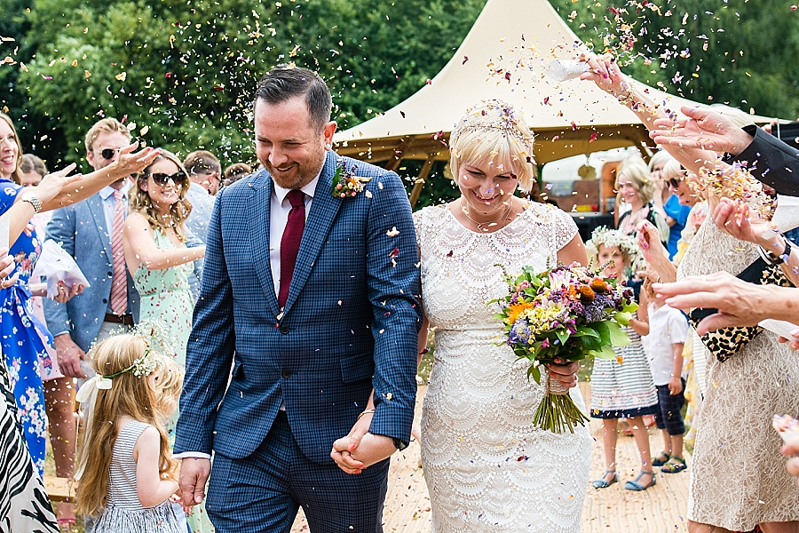 Tipi wedding styling ideas from the Hidden Hive, boho wedding on the English Wedding Blog (12)
