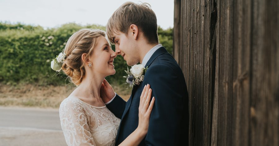 Pretty Norfolk DIY wedding at Binham memorial hall with Grace Elizabeth Photography (32)