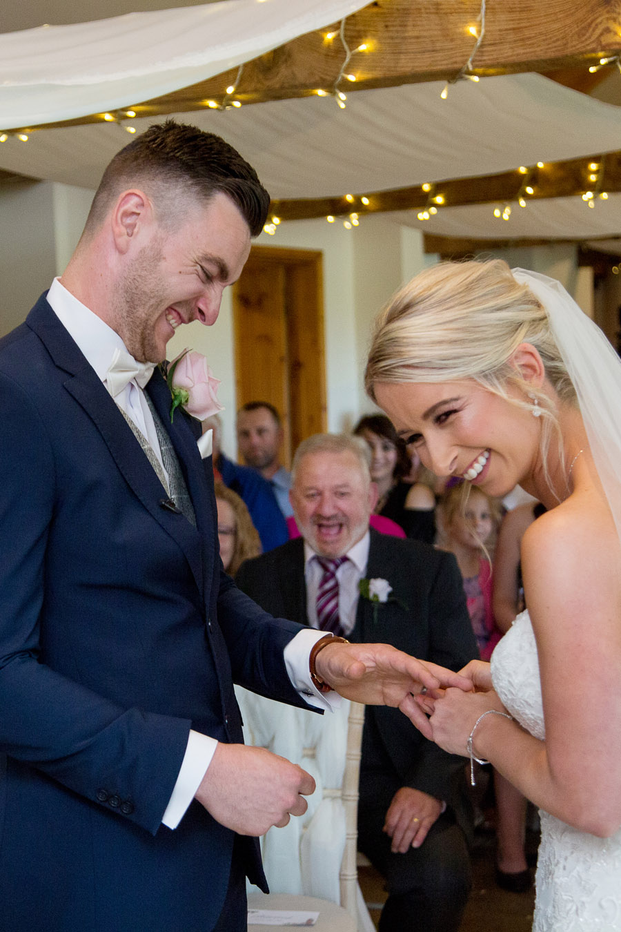 Quantock Lakes wedding styling ideas real wedding photographer Martin Dabek on the English Wedding Blog (6)