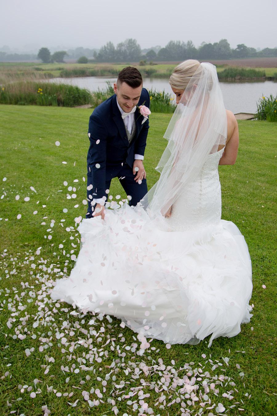 Quantock Lakes wedding styling ideas real wedding photographer Martin Dabek on the English Wedding Blog (9)
