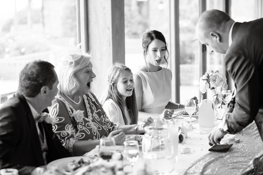 Quantock Lakes wedding styling ideas real wedding photographer Martin Dabek on the English Wedding Blog (24)