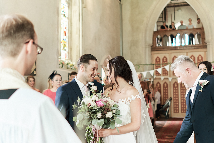 Creative and eclectic modern wedding styling on the English Wedding Blog. Images by Faye Amare Photography (12)