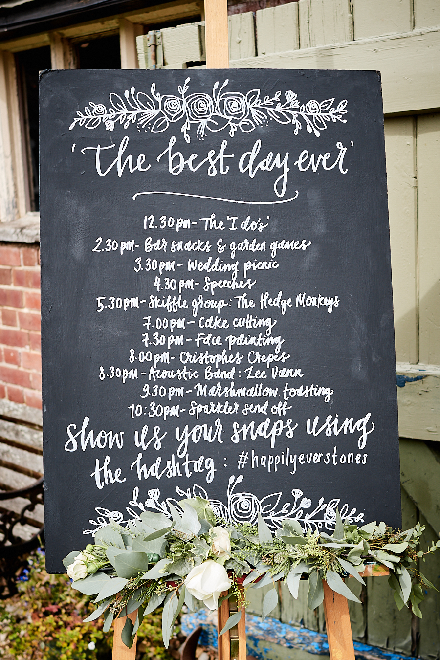 Creative and eclectic modern wedding styling on the English Wedding Blog. Images by Faye Amare Photography (26)