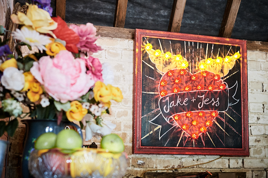 Creative and eclectic modern wedding styling on the English Wedding Blog. Images by Faye Amare Photography (27)