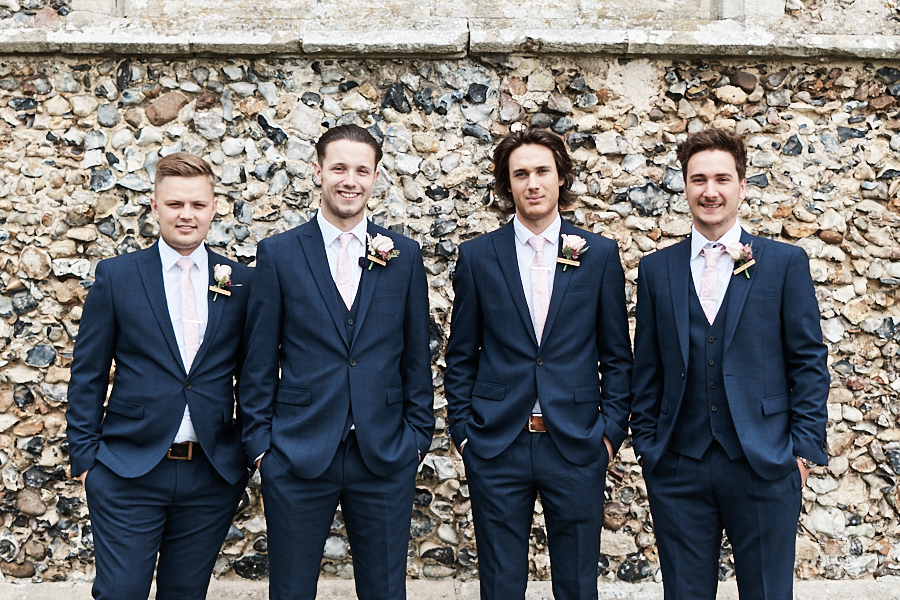 Creative and eclectic modern wedding styling on the English Wedding Blog. Images by Faye Amare Photography (4)