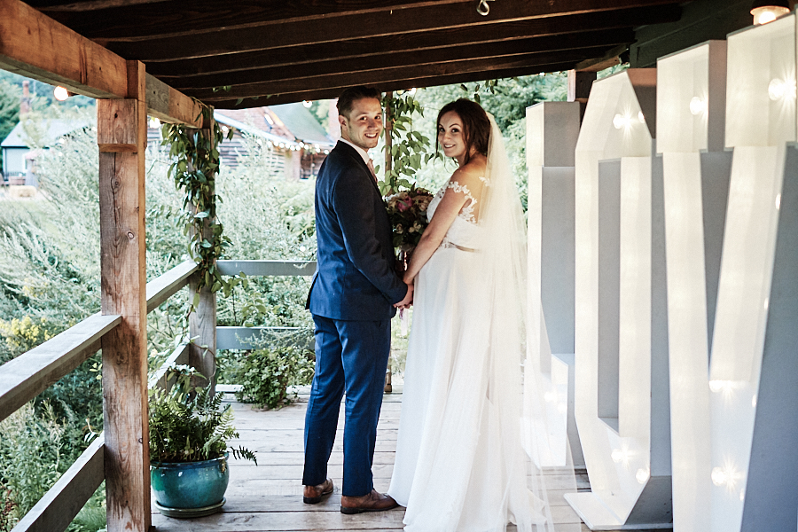 Creative and eclectic modern wedding styling on the English Wedding Blog. Images by Faye Amare Photography (37)