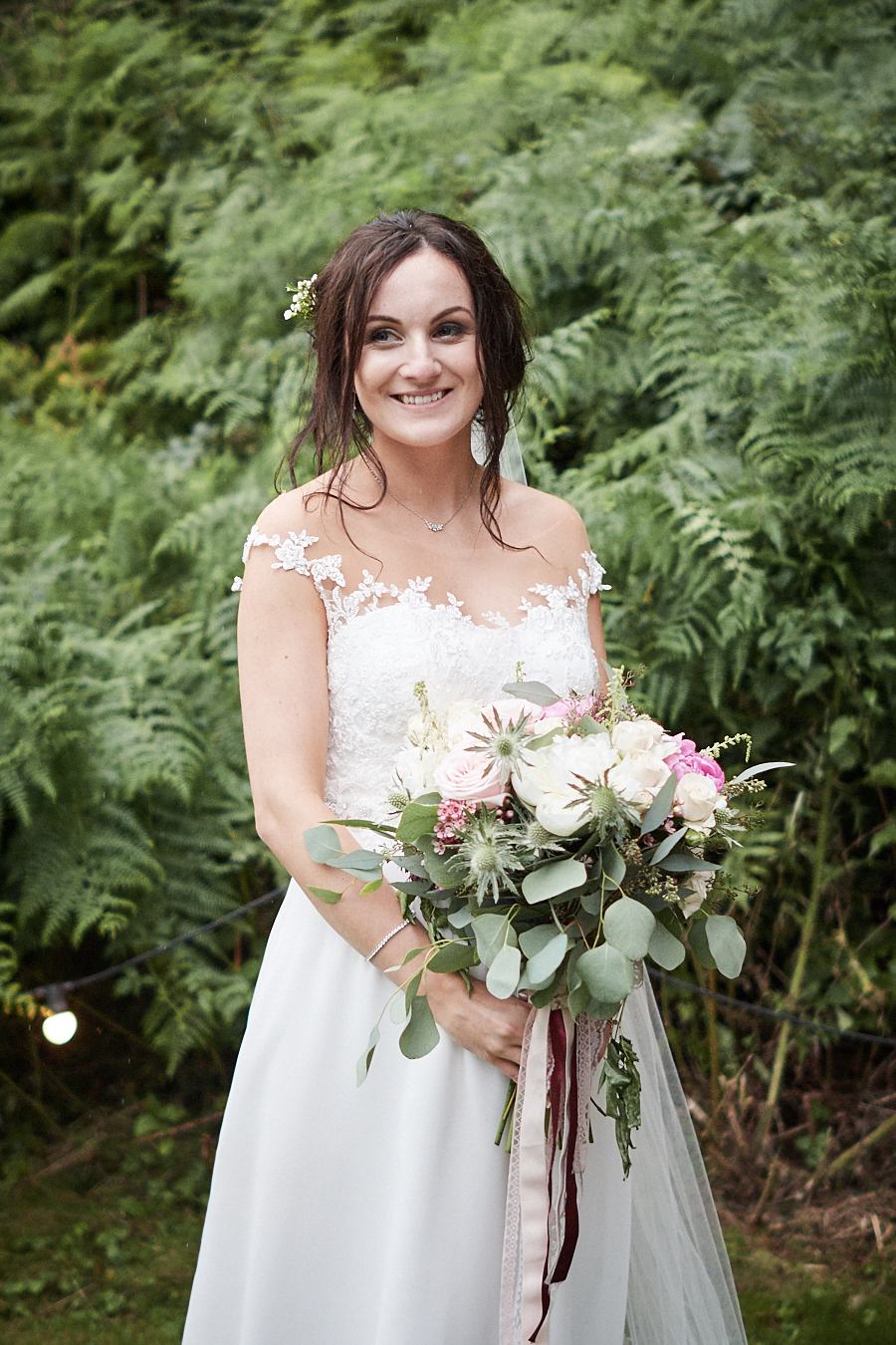 Creative and eclectic modern wedding styling on the English Wedding Blog. Images by Faye Amare Photography (39)