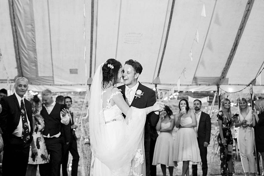 Creative and eclectic modern wedding styling on the English Wedding Blog. Images by Faye Amare Photography (40)