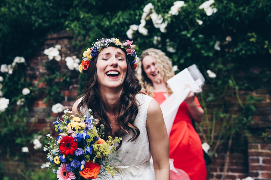 Relaxed hippie boho vibe wedding at Shustoke Farm Barns with Winnington & Coe Photography (31)