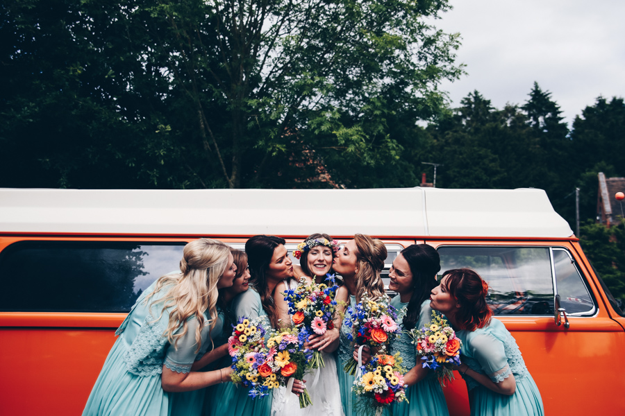 Relaxed hippie boho vibe wedding at Shustoke Farm Barns with Winnington & Coe Photography (32)