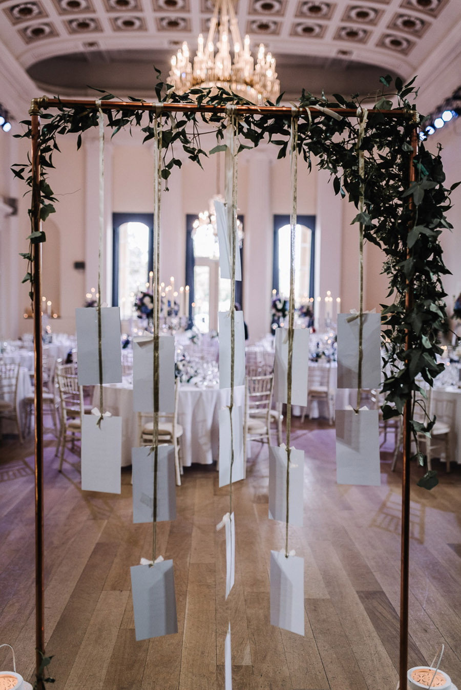 Pittville Pump Room wedding blog, gorgeous styling and recommended suppliers on the English Wedding Blog (22)