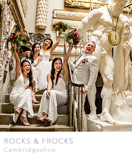 wedding planners cambridge Rocks and Frocks Ltd