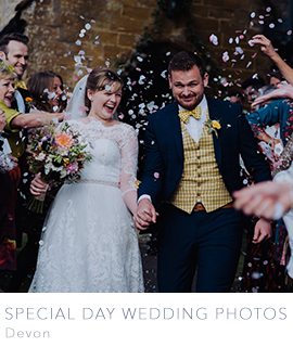 special day wedding photography devon cornwall documentary photographers