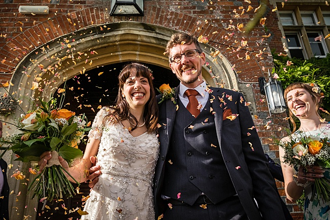Mad Hatter's tea party September wedding in Hampshire - image credit Linus Moran Photography (31)