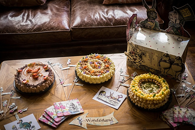 Mad Hatter's tea party September wedding in Hampshire - image credit Linus Moran Photography (39)