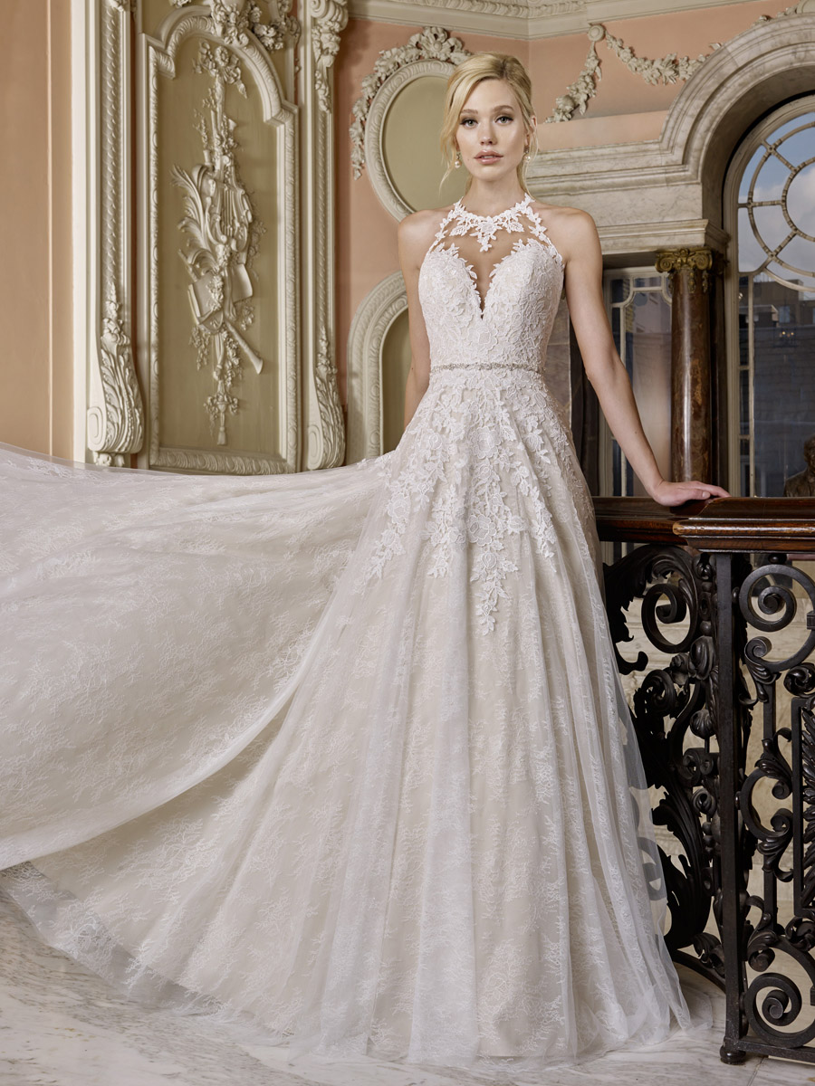 The 2019 Belgravia Collection from Ellis Bridals, featured on the English Wedding Blog (5)