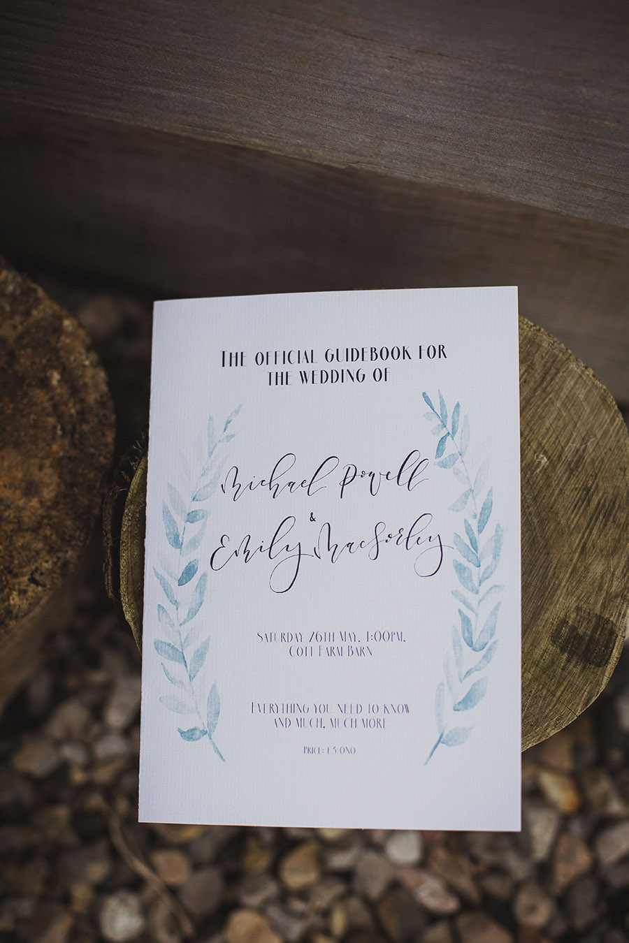 Relaxed outdoor wedding at Cott Farm Barn with images by Heather Birnie Photography on the English Wedding Blog (11)