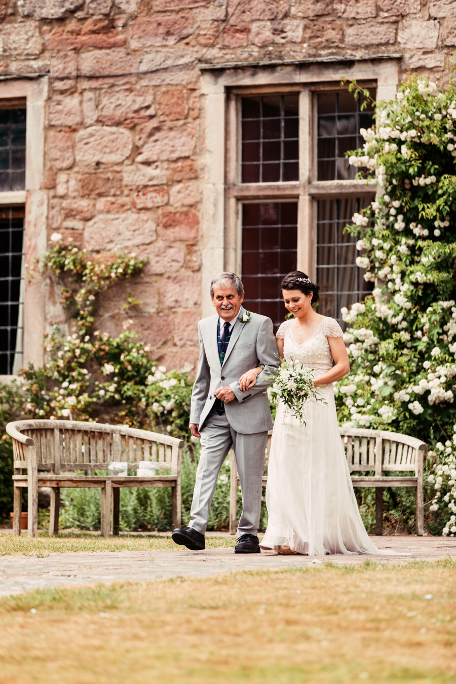 Askham Hall wedding venue on the English Wedding Blog, with Camilla Lucinda Photography (18)