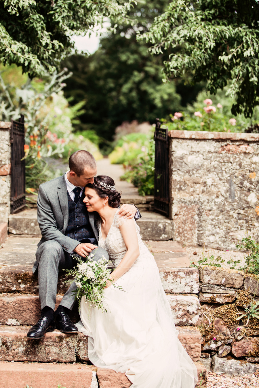 Askham Hall wedding venue on the English Wedding Blog, with Camilla Lucinda Photography (27)