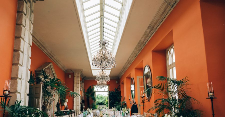Whoever knew this place existed?! The Lost Orangery - gorgeous wedding with pics by Casey Avenue (12)