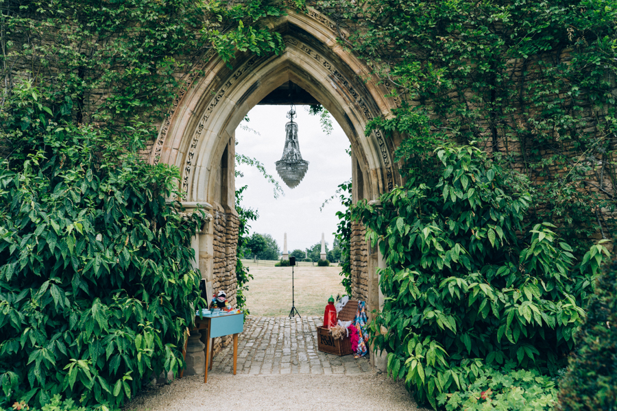 Whoever knew this place existed?! The Lost Orangery - gorgeous wedding with pics by Casey Avenue (19)