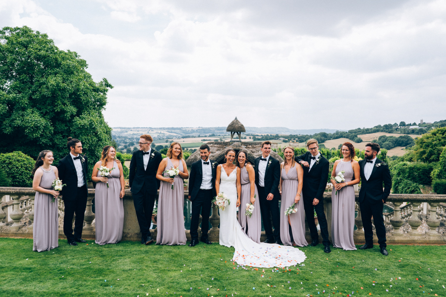 Whoever knew this place existed?! The Lost Orangery - gorgeous wedding with pics by Casey Avenue (27)