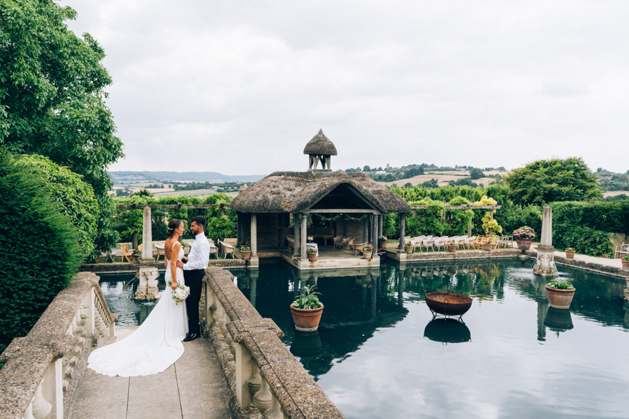 Whoever knew this place existed?! The Lost Orangery - gorgeous wedding with pics by Casey Avenue (30)