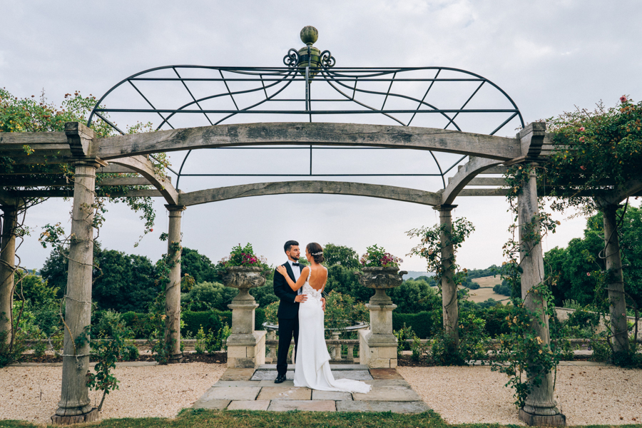 Whoever knew this place existed?! The Lost Orangery - gorgeous wedding with pics by Casey Avenue (47)